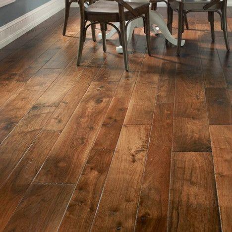 Ordinaire Hudson Bay Random Width Engineered Walnut Hardwood Flooring In Alberta |  Walnut Hardwood Flooring, Hudson Bay And Kitchen Reno