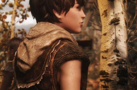 Realistic RS Children Overhaul NPC - Skyrim Special