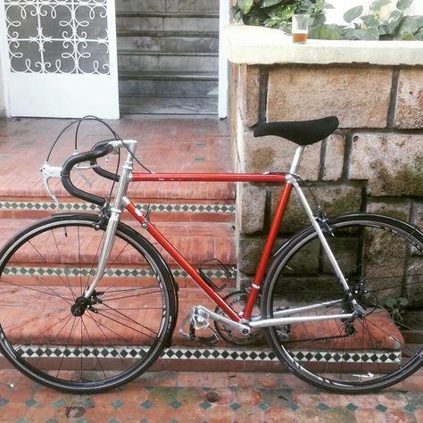 Vitus 979 Touring Version Lusito Brake Levers Bicicletas Fixie