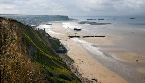 Normandy D Day Beaches Trip From