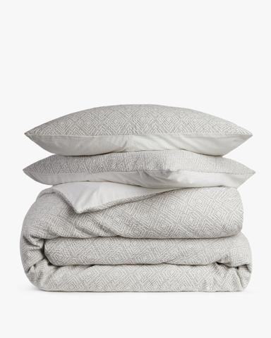 Diamond Stitched Duvet Cover Set Parachute Duvet Cover Sets Duvet Covers Brushed Cotton Sheets
