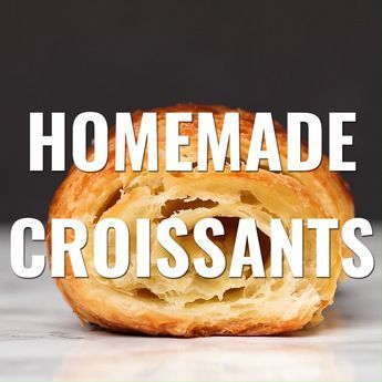 Homemade Croissants Homemade Croissants,FOOD Bread and Co Make bakery-style croissants in your very own kitchen! appetizers and drink pastry recipes cabbage rolls recipes cabbage rolls polish