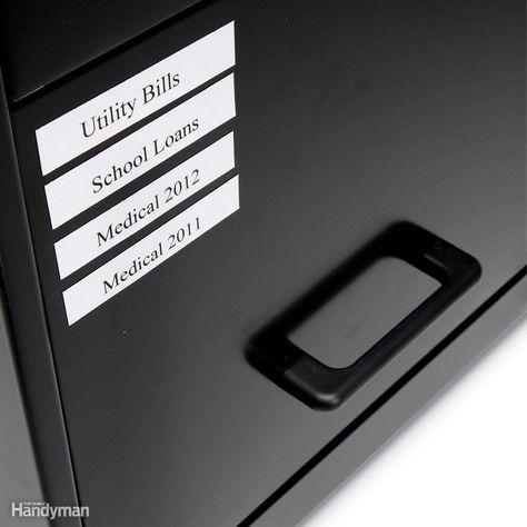 image regarding Printable Magnetic Labels identify Pinterest