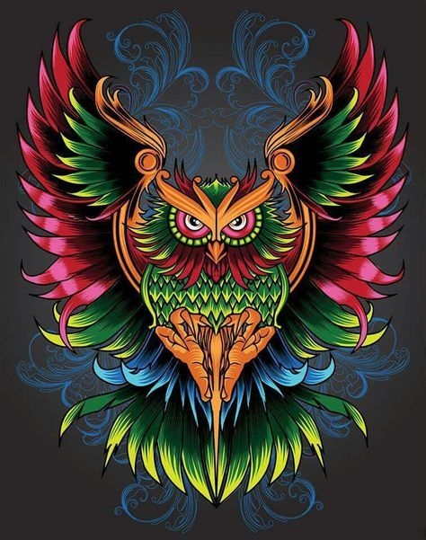 Mail Mary Lou Pearce Outlook is part of Owl artwork -