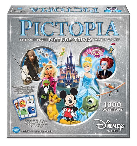 Disney Pictopia Game - 1150 Points (SOLD OUT)