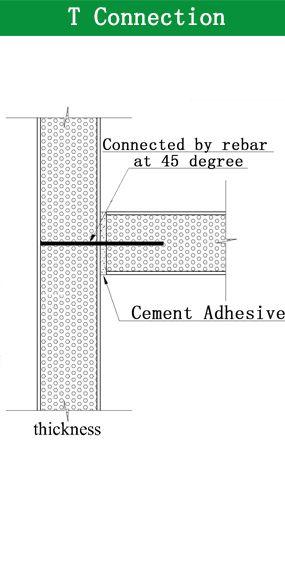 T Connection In 2020 Concrete Wall Panels Concrete Aggregate Concrete