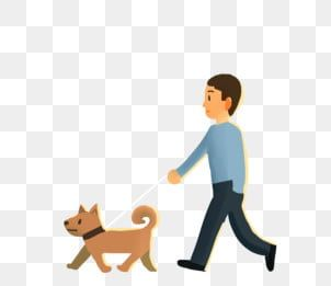 Man Walking Alone Man Male Boy Png And Vector With Transparent Background For Free Download Man And Dog Cartoon Man Silhouette Man