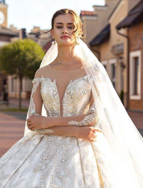 Wedding Dress Supernova SN-126-Royalty – Wedboom.EU – online store