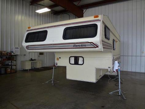 Used 1988 Juno Real Lite 1200 Truck Camper At Pontiac Rv Pontiac Il 263908 Truck Camper Camper Recreational Vehicles