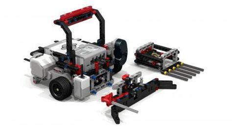 Lego Moc Moc 5650 Fll Bot By Ray Mcnamara Building Instructions
