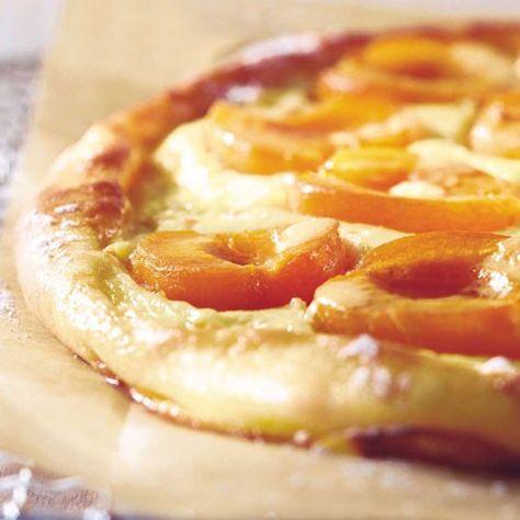 Aprikosen-Wähe - BRIGITTE