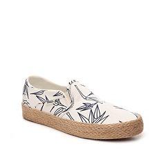 Vans Asher Bamboo Espadrille Slip-On Sneaker - Womens ...