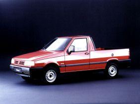 Fiat Fiorino Pick Up 1500 1992 Com Imagens Historia Da Televisao