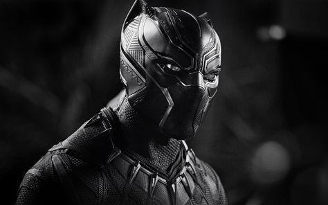 Black Panther 4k Hd Movie Black Panther 4k Wallpaper Hdwallpaper Desktop Black Panther Movie Poster Black Panther Marvel Black Panther