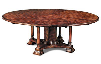 Scarborough House Solid Wood Dining Table Dining Table Solid