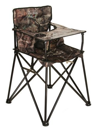 Ciao Baby Portable High Chair Mossy Oak One Size Portable High