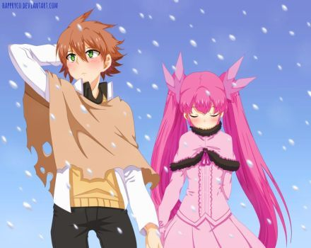 Mine And Tatsumi Akame Ga Kill 45 By Happryco With Images