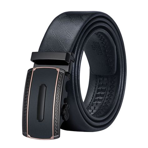Men belt genuine leather belts men alloy business suit