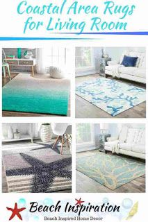 Coastal Area Rugs For The Living Room With Images Coastal Area