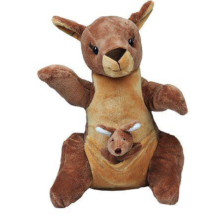 Toys Joey Kangaroo Talking Teddy Bear Teddy Bear