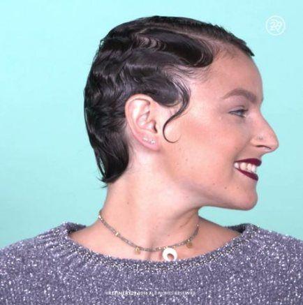 Hair waves video 1920s 44+ Ideas