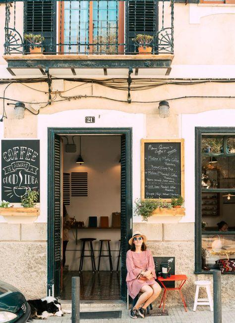 Frühstück bei Mama Carmens in Palma - Mallorca Momente