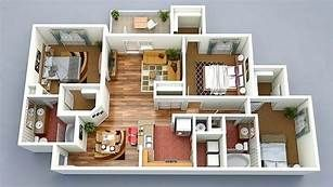 Free House Plan Zambian 3 Bedrooms Yahoo Image Search Results Wood House Design Bedroom Floor Plans Home Design Plans