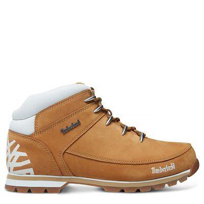 derrocamiento cemento tugurio  Bota+de+Monta%C3%B1a+Euro+Sprint+para+Hombre+en+Amarillo | Zapatos  timberland hombre, Botas timberland hombre, Zapatos hombre botas