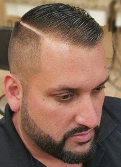 Frisuren Für Haarausfall Männer Mit Runden Gesichtern ...
