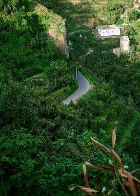 رحلة هذا الصيف 1434 هـ إلى جارة القمر فيفاء Western Coast Tourist Country Roads
