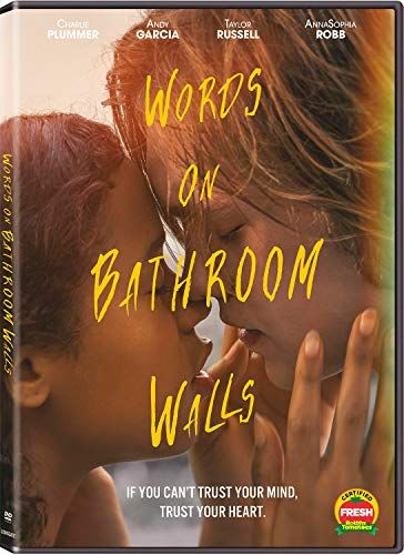 Words On Bathroom Walls Freudenthal Thor In 2021 Taylor Russell Blu Ray Plummer