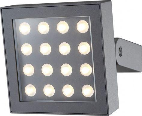 Globo ip44 16 watt 1 x led tasilla outdoor wall light u003eu003eu003e click