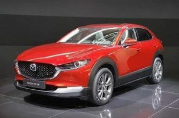 2020 Mazda Cx 30 Totally New Suv Design Mazda Mazda Cars