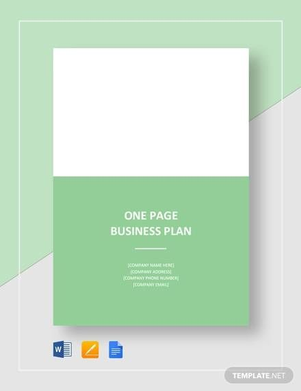 Amp Pinterest In Action One Page Business Plan Business Plan Template Free Cover Page Template Word Business plan cover page template