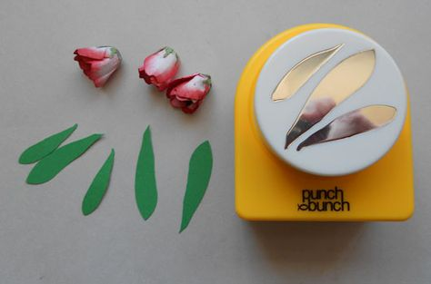 Selma's Stamping Corner: Tulips and a Tutorial