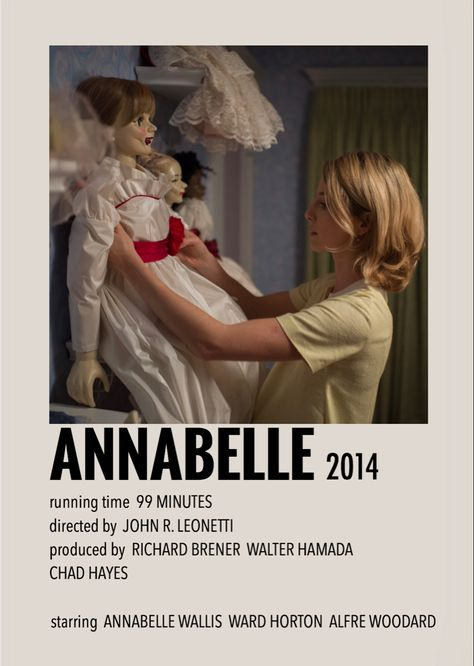 Annabelle by Millie