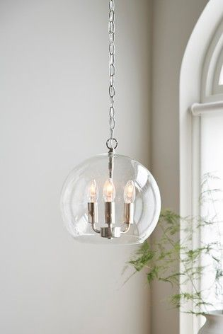 Pin By Rachel Daddow On Things I Like 3 Light Pendant Glass Ceiling Lights Hanging Pendant Lights