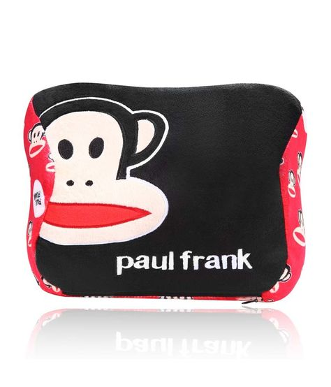 Zoook Moto69 Car Neck Pillow Paul Frank Zoook Moto 69