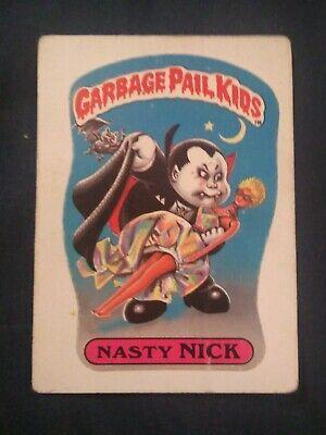 1985 Topps Garbage Pail Kids Cards 1st Series Ebay In 2020 Garbage Pail Kids Cards Kids Cards Garbage Pail Kids