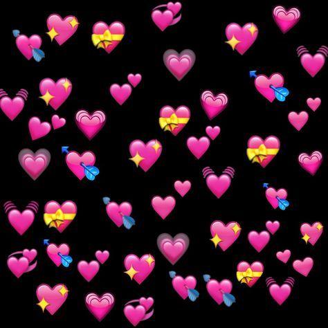 47 Ideas Wallpaper Iphone Tumblr Emoji Heart For 2019 Emojis De