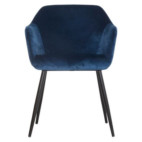 Coppell Dining Chair Navy 1 Dining Chairs Blue Dining Chair