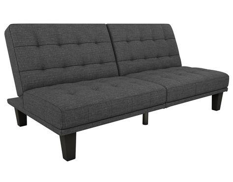 Haysi Futon Lounger Convertible Sofa Lundy In 2019