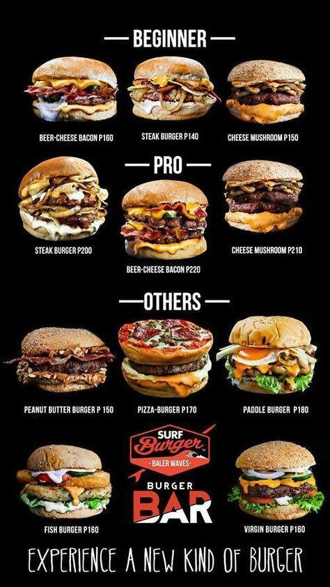 Pin Oleh Eak Furniture Di Burger Ide Makanan Makanan Dan Minuman Resep Makanan