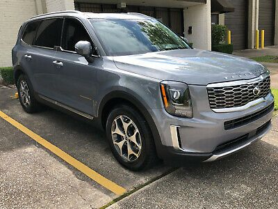 2020 Kia Telluride Ex 2020 Kia Telluride Ex Everlasting Silver Awd Mint Condition Kia Telluride Vehicle Shipping
