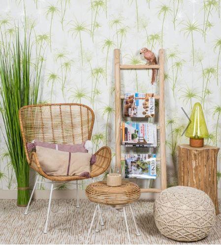 La Tendance Tropicale Souffle Comme Un Vent De Fraicheur Dans La Maison On Aime Son Exotisme Son Esprit Vacances Son Style Elegant Decoration Meuble Maison