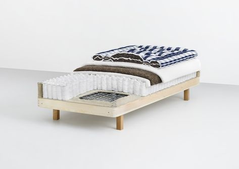 Colchones Hastens.Hastens Marquis Frame Bed With Double Spring System