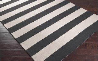 black white striped kitchen rug | Kitchen rug, Rugs, Rugs on ...