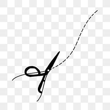 Scissors Dotted Line Scissors Dotted Design Element Vector Material Download Png Transparent Clipart Image And Psd File For Free Download Elementos De Design Pontos Pretos Pontilhado