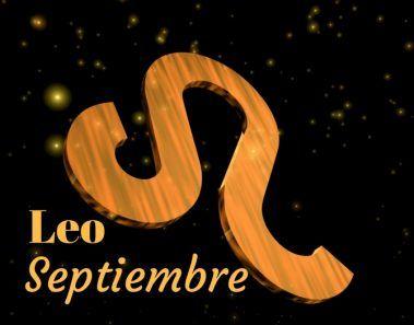 Horóscopo Leo Septiembre 2019 Horóscopo Mensual Horoscopo Leo Horoscopo Mensual Leo