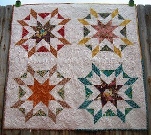 Fifteen HST patterns--making HST tute included